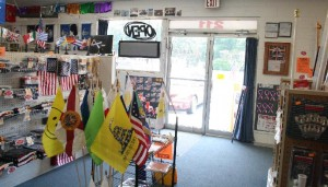 SHOWROOM PHOTO LADY LAKE THE VILLAGES FLAG STORE