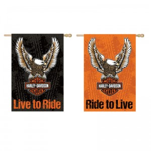 HARLEY DAVIDSON FLAG 3 THE VILLAGES FLORIDA